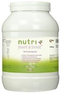 low carb whey protein nutri plus shape shake neutral