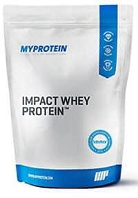 myprotein impact whey protein test
