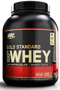 optimum nutrition whey gold standard eiweißpulver
