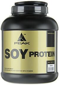 peak soja protein eiweißpulver-isolat