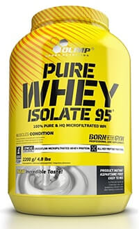 whey isolat olimp whey isolate 95