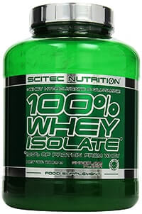 whey isolat scitec nutrition whey isolate