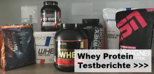 whey protein testberichte