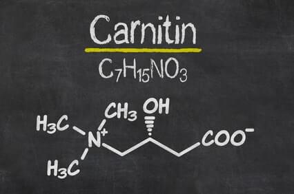 l carnitin strukturformel