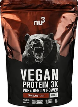 nu3 veganes proteinpulver 3K