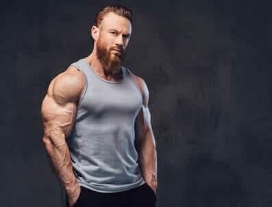 muskelwachstum steigern workout mit whey protein