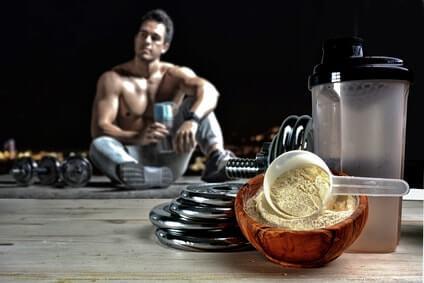 wheyprotein und der muskelaufbau