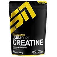 esn ultrapure kreatin monohydrat pulver