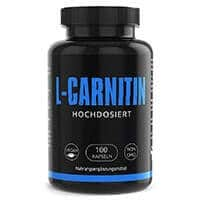 gym nutrition premium l-carnitin 3000