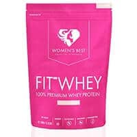 womens best fit whey protein komplex