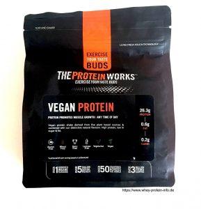 theproteinworks vegan protein