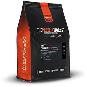 theproteinworks whey protein 80 konzentrat