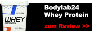 bodylab24 whey protein testbericht