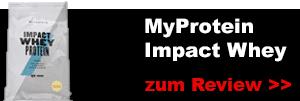 myprotein impact whey protein testbericht