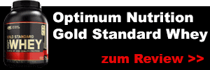 optimum nutrition gold standard whey testbericht