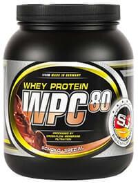 Whey Protein WPC-80 im Test
