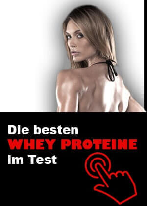 Whey Protein Testergebnisse
