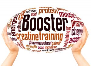 Creatine Booster Bubble