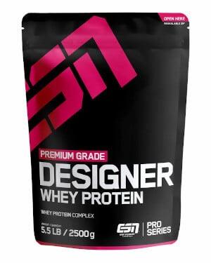 ESN Designer Whey Protein Pulver