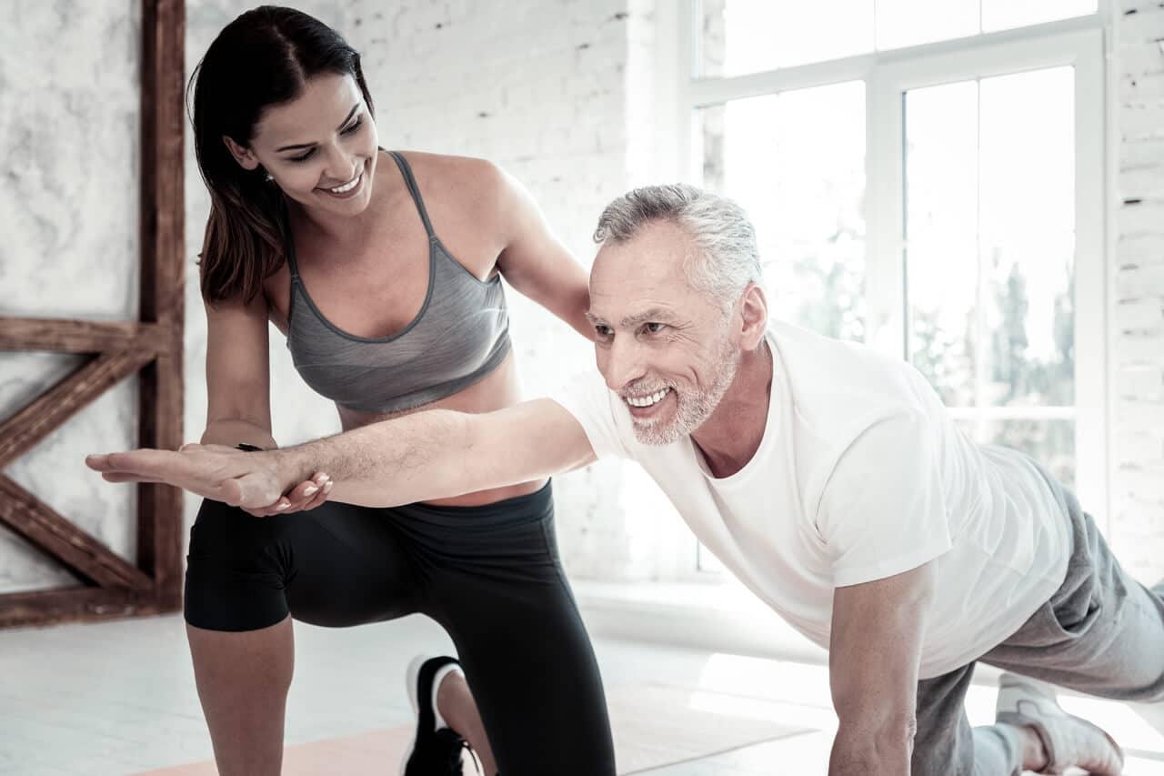 Dein Weg zum Fitnesscoach