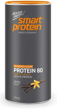 Dextro Energy Smart Protein Whey Casein Vanille