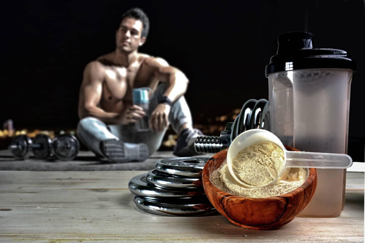 whey protein einnahme nach training