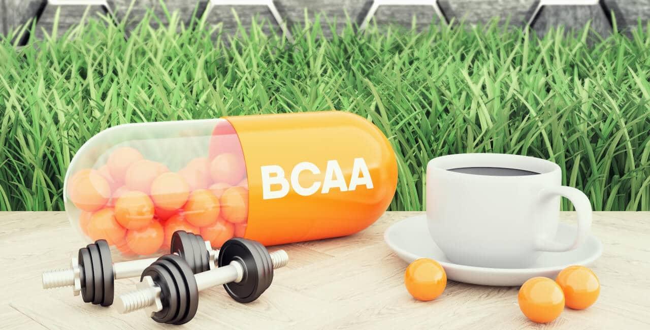 BCAA branched chain amino acid - Verzweigtkettige Aminosäuren im Kraftsport