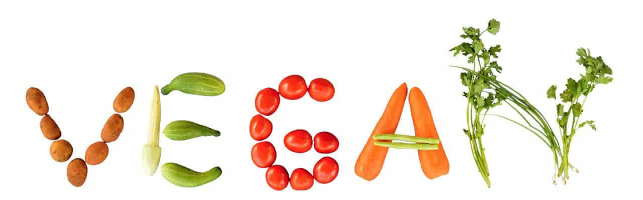 Veganes Eiweißpulver