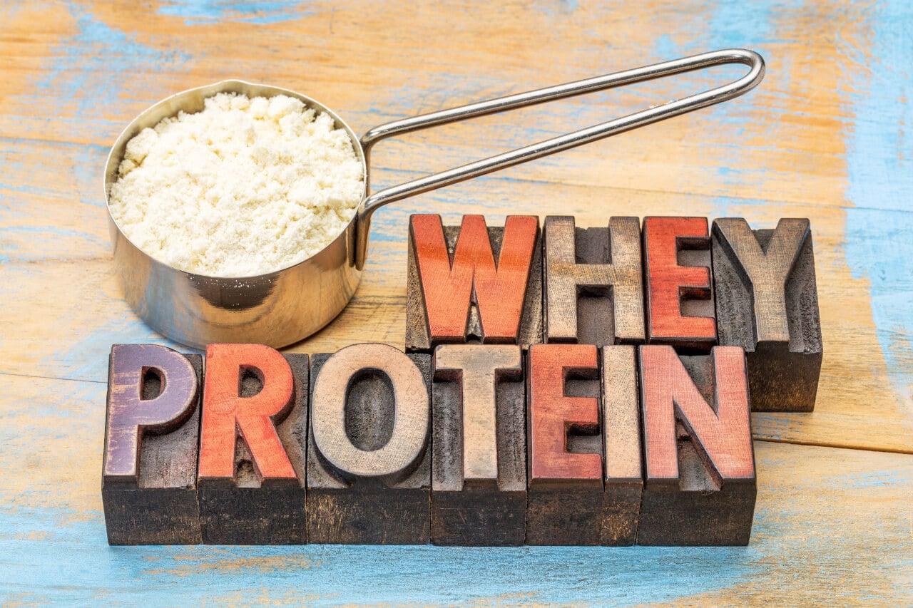 Whey Protein als Jodlieferant