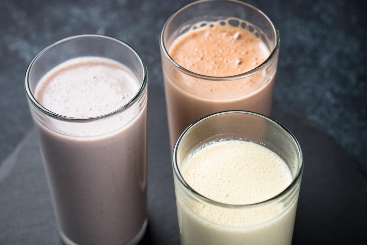 Whey Protein Shakes