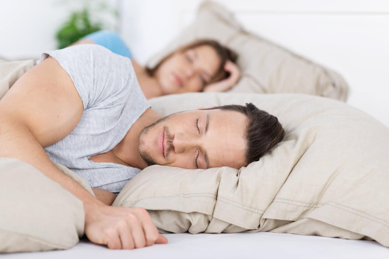 Whey Protein vor dem Schlafen