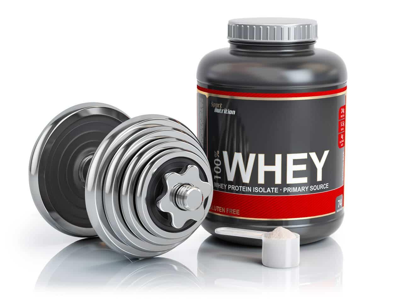Whey Protein Xylitol